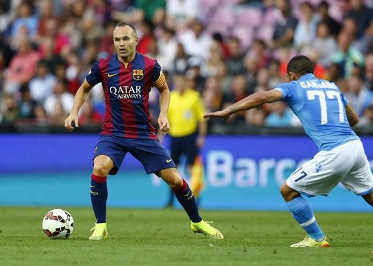 Đội trưởng Iniesta