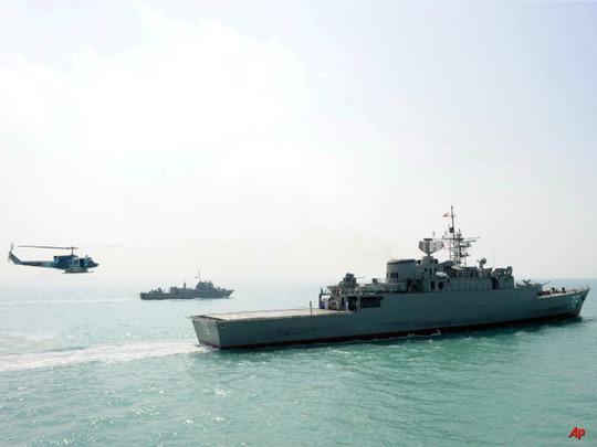 Iran đưa tàu chiến đến gần lãnh hải Mỹ