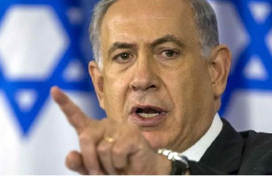"""Ông Netanyahu khẳng định """"quyết tâm tiếp tục chiến dịch bằng tất cả các phương tiện cần thiết"""". Ảnh: BBC"""