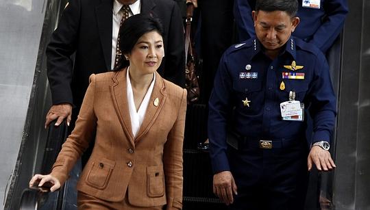 Bà Yingluck có thể đối mặt với cáo buộc