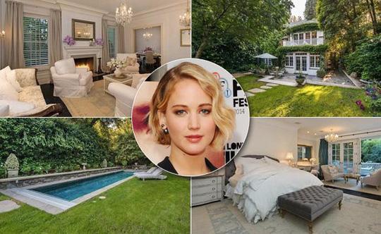 Nhà của Jennifer Lawrence