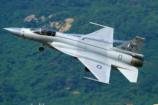 Máy bay FC-1. Ảnh: uflinks2