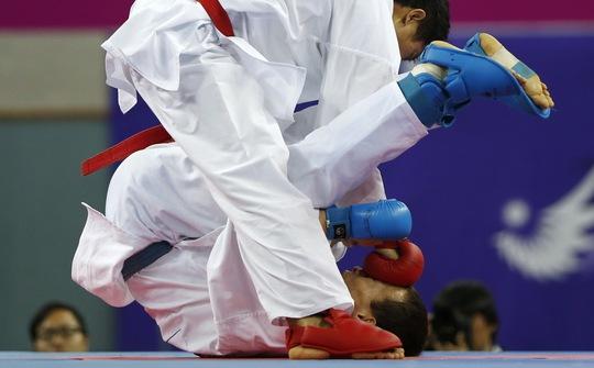 Kết thúc ASIAD 17, Việt Nam giành được 36 huy chương