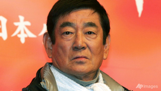 Nam diễn viên gạo cội Nhật Bản Ken Takakura