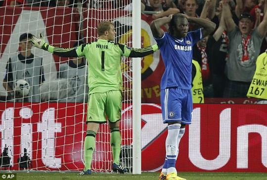 Lukaku lần cuối khác áo Chelsea