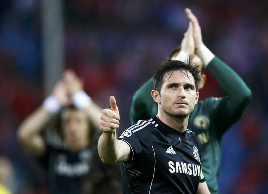 Lampard sẽ được cho nghỉ ngơi vào cuối tuần
