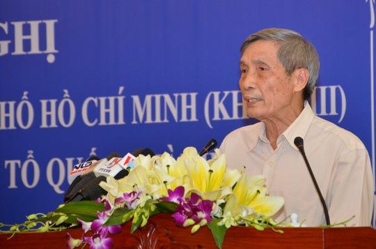 Ông Lê Kế Lâm, Chủ tịch Hội Khoa học, Kỹ thuật và Kinh tế biển TP HCM đặt vấn đề: Chúng ta có lệ thuộc vào Trung Quốc không?