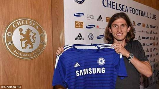 Felipe Luis, bản hợp đồng mới của Chelsa trong mùa hè này