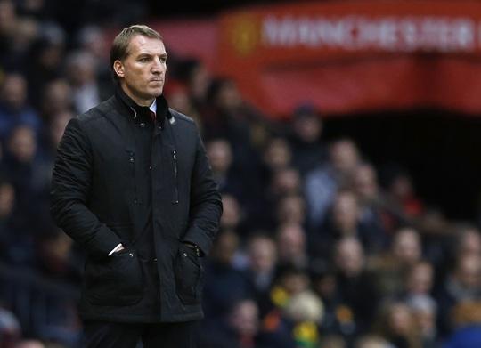 HLV Rodgers loay hoay tìm giải pháp cho Á quân Premier League