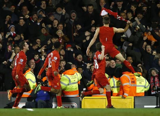 Sự trở lại của Liverpool hứa hẹn những vòng tới sẽ còn căng thẳng hơn rất nhiều cho Chelsea, Man City và Arsenal