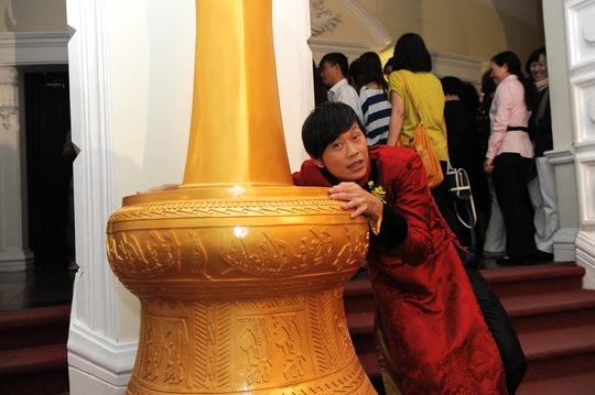 Hoài Linh và giây phút khó quên với Mai Vàng - Ảnh 4.