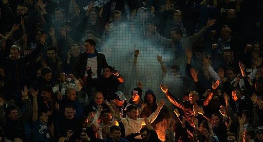 Máu đổ và lửa cháy ở trận Dortmund - Zenit