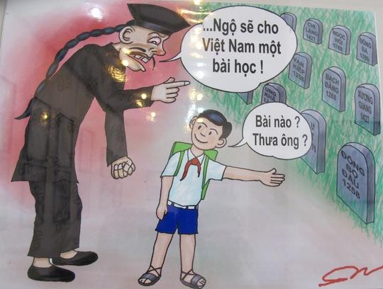 Tác phẩm của họa sĩ Mai Sơn
