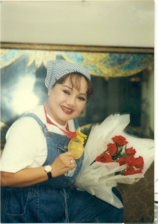 NSND Ngọc Giàu và Giải Mai Vàng năm 1995
