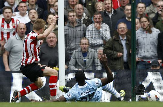 Sunderland luôn là đối thủ khó chơi của Man City