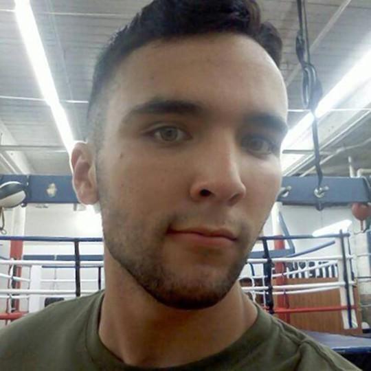 Binh sĩ Joseph Scott Pemberton, 19 tuổi. Ảnh: NY Daily News