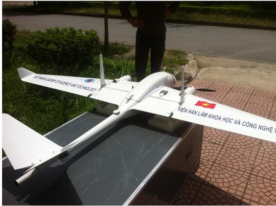 Máy bay không người lái sẽ thực hiện nhiệm vụ dân sự và nghiên cứu khoa học