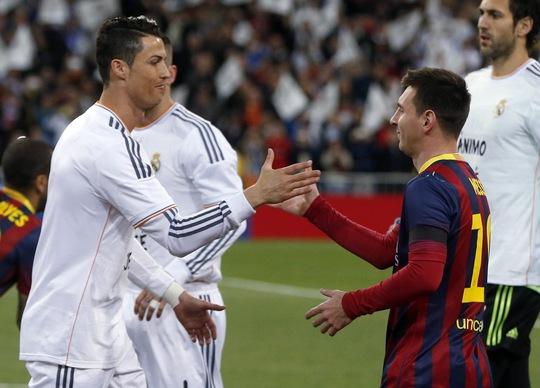 Ronaldo và Messi, những cầu thủ săn bàn tuyệt đỉnh của bóng đá thế giới