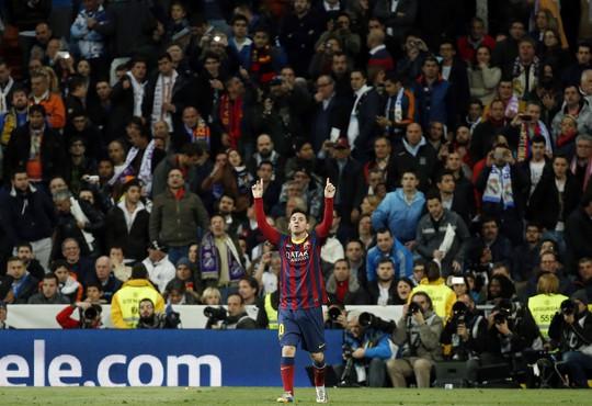 Messi, người của những kỷ lục