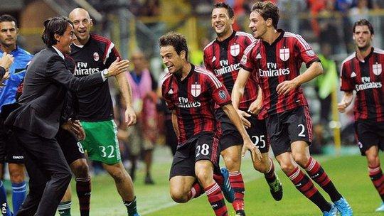 HLV Inzaghi vui mừng sau chiến thắng nghẹt thở trước Parma