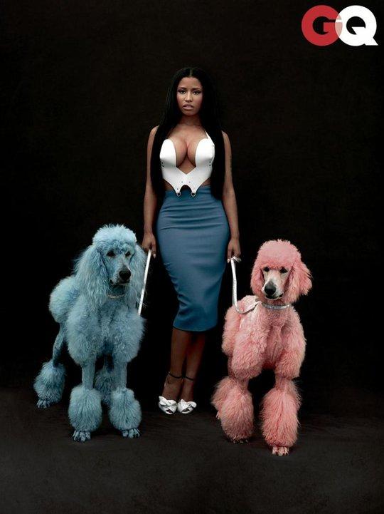 Nicki Minaj phản pháo những người chê video mới