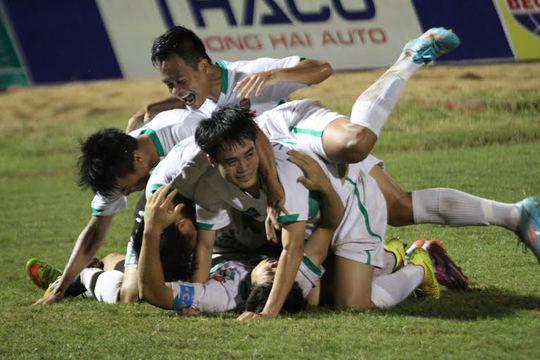Sự có mặt của lứa U19 Việt Nam trong thành phần HAGL khiến V-Leage mùa này trở nên hấp dẫn