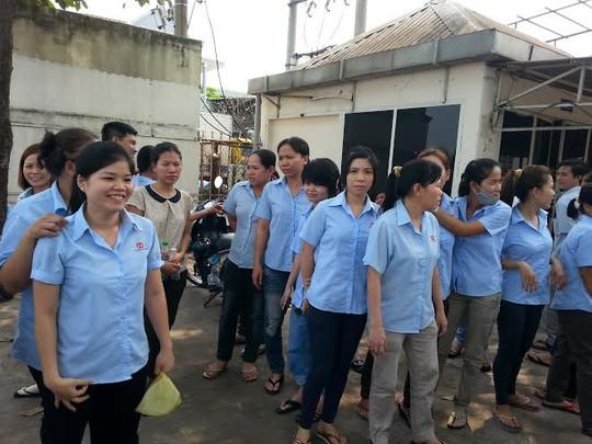 Công ty Young Woo huyện Hóc Môn, TP HCM từng bị xử phạt hơn 231 triệu đồng do vi phạm pháp luật lao động