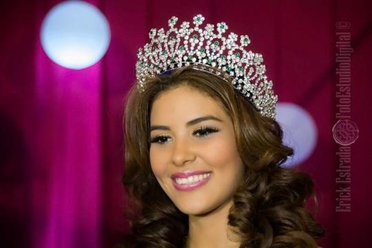 Tân hoa hậu Thế giới Honduras bạc mệnh