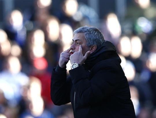 HLV Mourinho của Chelsea
