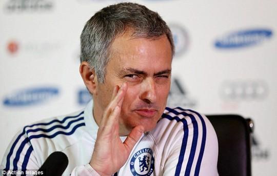 HLV Mourinho trong cuộc trả lời phỏng vấn với BBC