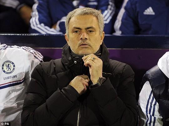 HLV Mourinho, người đã chê Barcelona thậm tệ trước trận