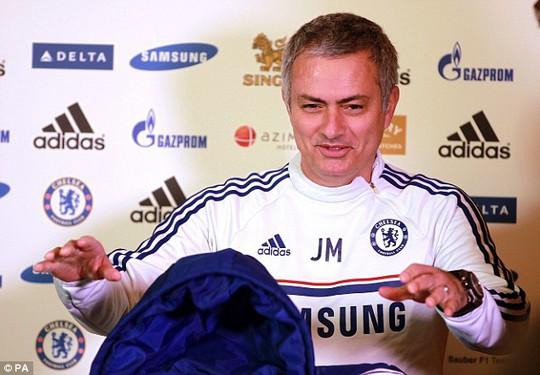 Mourinho - người luôn có những phát biểu khó đoán!