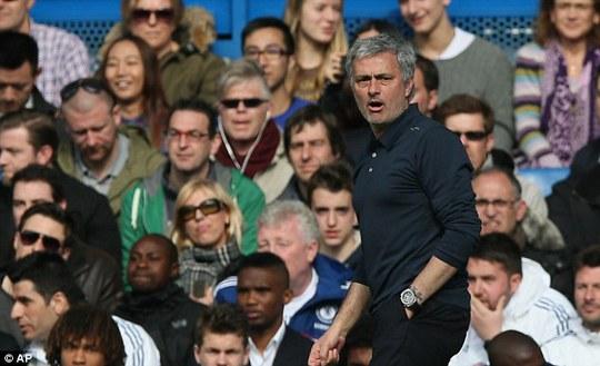 HLV Mourino cho rằng các đội bóng mạnh ở châu Âu đều muốn gặp Chelsea của ông