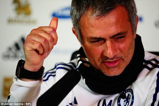 Ông Mourinho nói về Mata