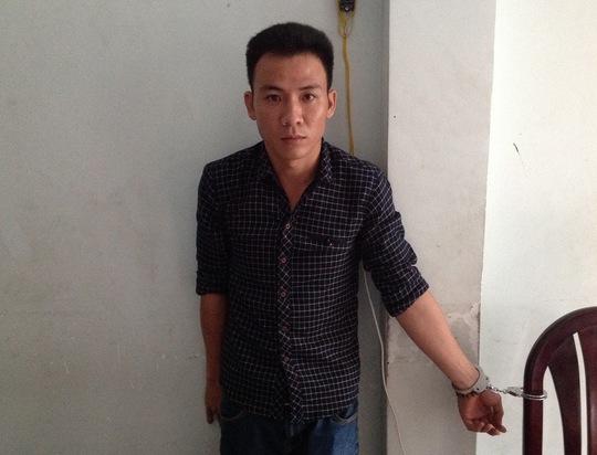 và Ngô Quốc Vương tại Công an quận Tân Bình - TP HCM.