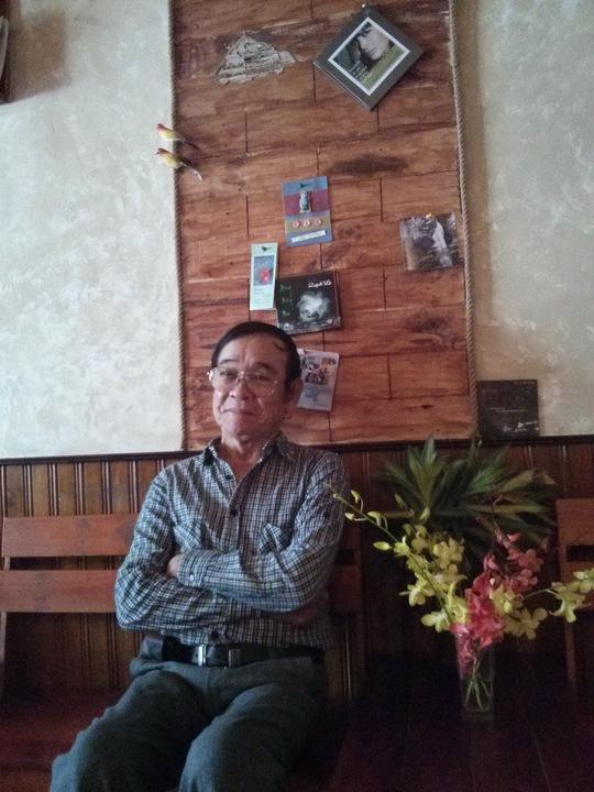 Nhà thơ Chu Trầm Nguyên Minh
