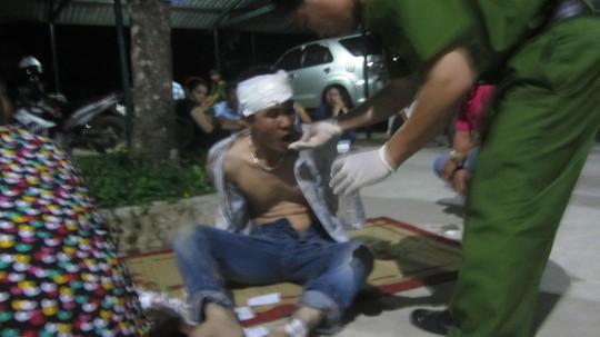 Nguyễn Văn Toàn, kẻ đã nổ súng, chống trả nhiều giờ với lực lượng công an.
