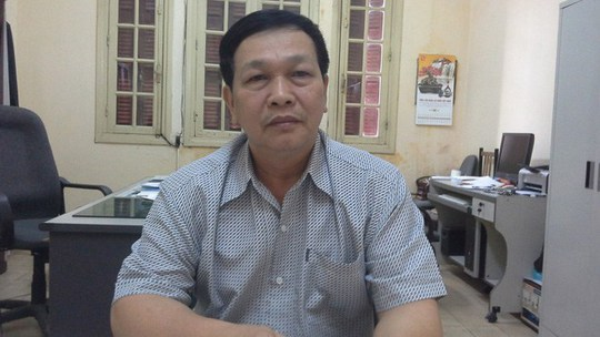 Ông Nguyễn Duy Vy