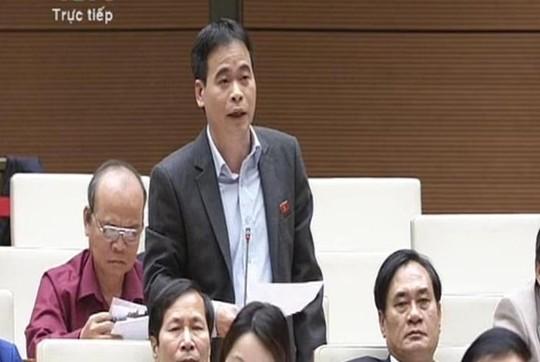 ĐB Nguyễn Mạnh Cường (Quảng Bình): Hầu như chưa có ai bị cắt chức vì để xảy ra tình trạng buôn lậu