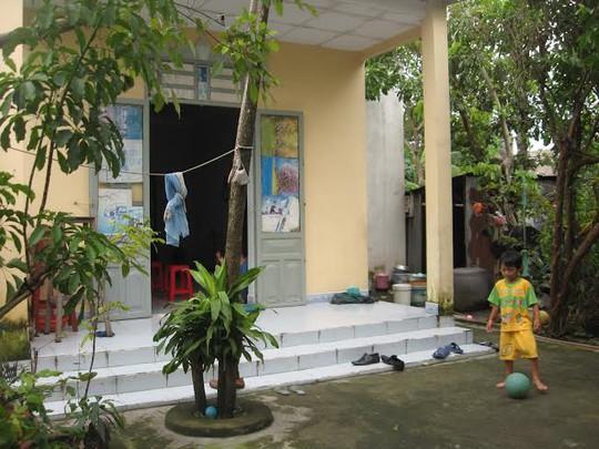Căn nhà nơi Nguyễn Phúc Thuận tá túc cùng bố mẹ