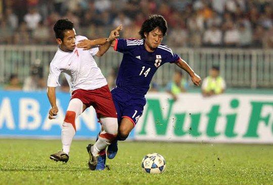 Takahiro nâng tỉ số lên 3-0 cho U19 Nhật Bản