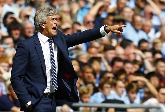 HLV Pellegrini và Man City bước vào những vòng đầu Premier League cực kỳ khó khăn
