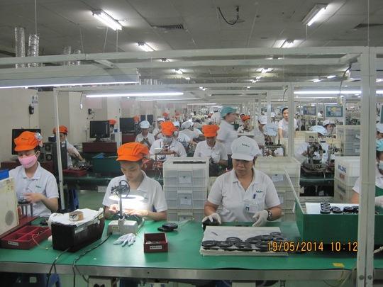 Hơn 76,3 tỉ đồng chăm lo cho công nhân - Ảnh 1.