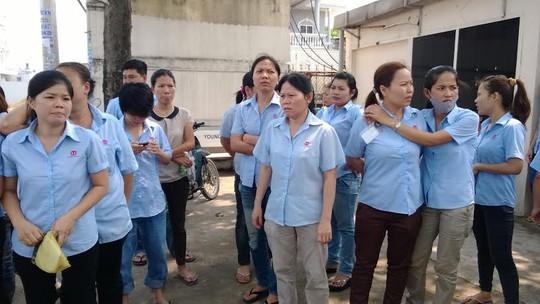 Hỗ trợ công nhân khởi kiện