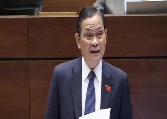 Bộ trưởng Bộ Nội vụ Nguyễn Thái Bình: Đây là một câu hỏi khó