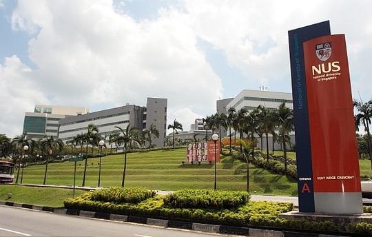 ĐH Quốc gia Singapore đứng đầu bảng xếp hạng
