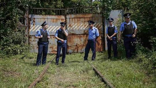 68 cảnh sát Malaysia sẽ đến hiện trường tai nạn tại miền Đông Ukraine. ảnh: Reuters