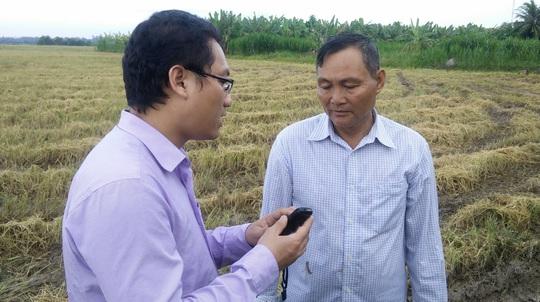 Agri.ONE sẽ là kênh thông tin điện tử giúp nhà quản lý, doanh nghiệp, chuyên gia tương tác với nhà nông