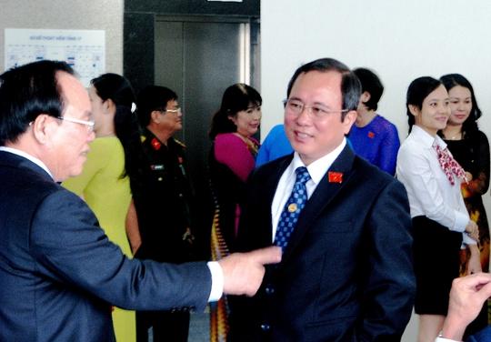 Ông Trần Văn Nam thay ông Cung làm Chủ tịch tỉnh Bình Dương