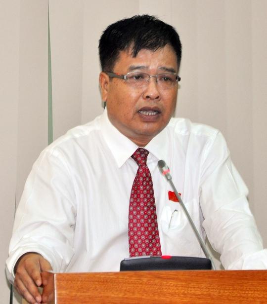 Ông Nguyễn Văn Trình được bầu làm Chủ tịch tỉnh Bà Rịa-Vũng Tàu thay ông Trần Minh Sanh hiện đang điều trị tại Bệnh viện Chợ Rẫy